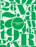 Attendance book